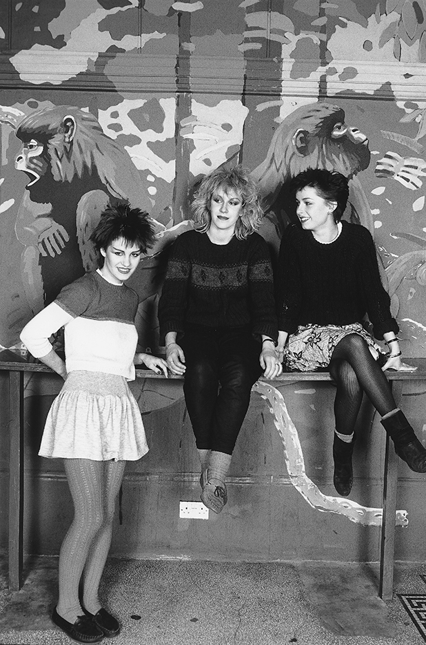 Bananarama.London.1981.©Janette-Beckman