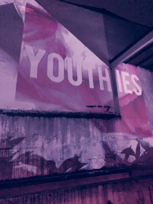 YOUTHIES plastic4