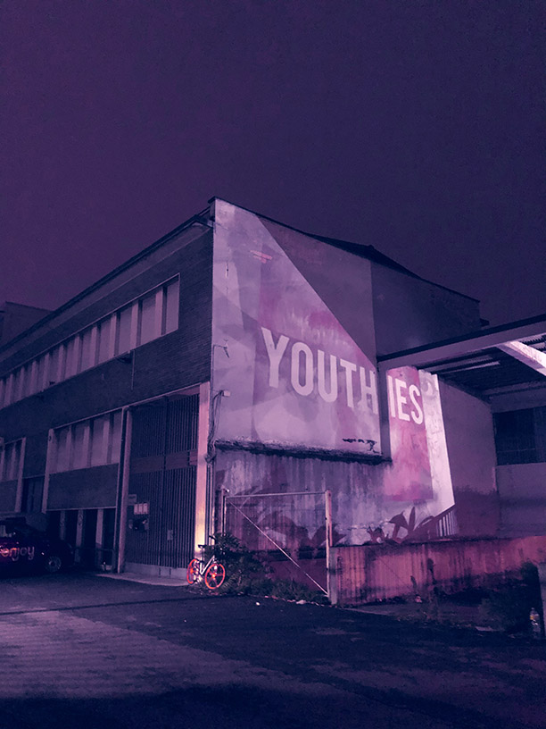 YOUTHIES plastic5